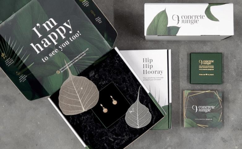 inspiration concrete jungle product boxes