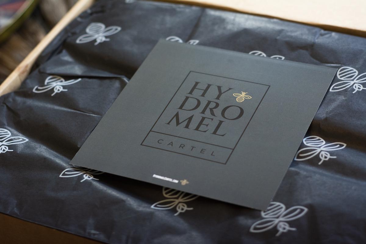 Carte Hydromel Cartel sur papier de soie personnalisé Packhelp