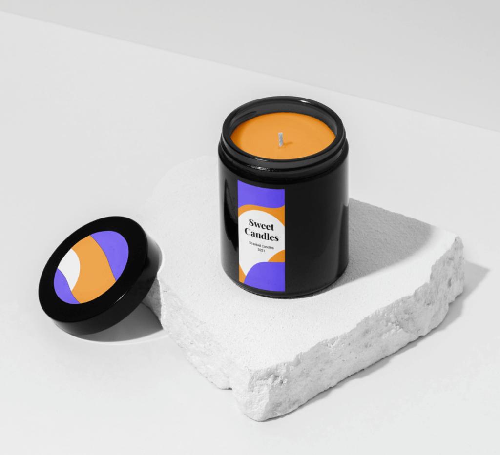 Custom Labels- Candle