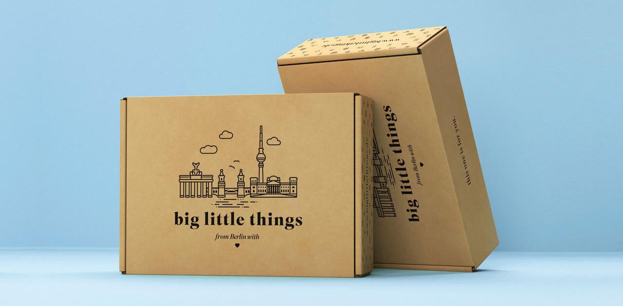 Berlin Box Big Little Things
