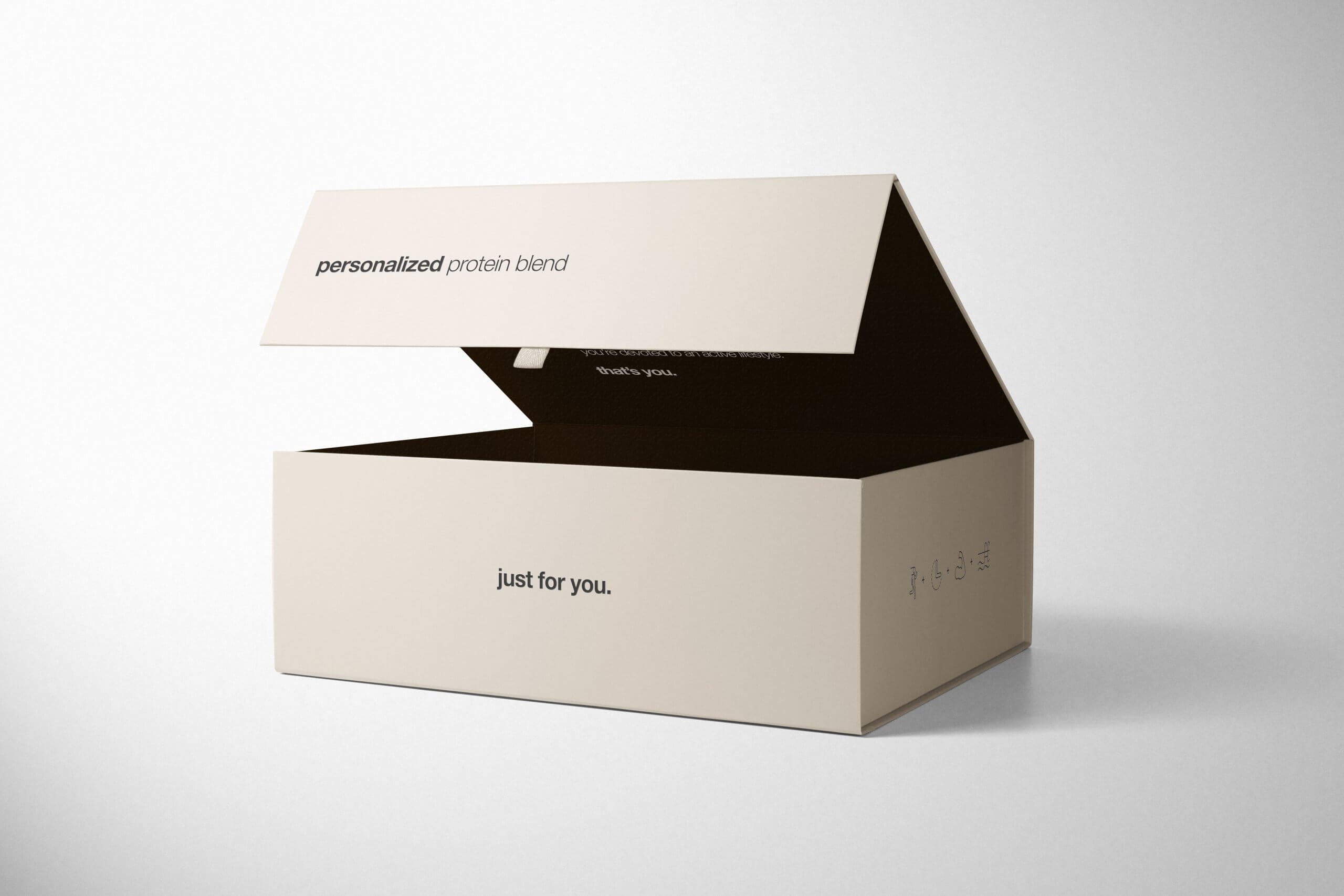 Fitnessguru packaging Packhelp
