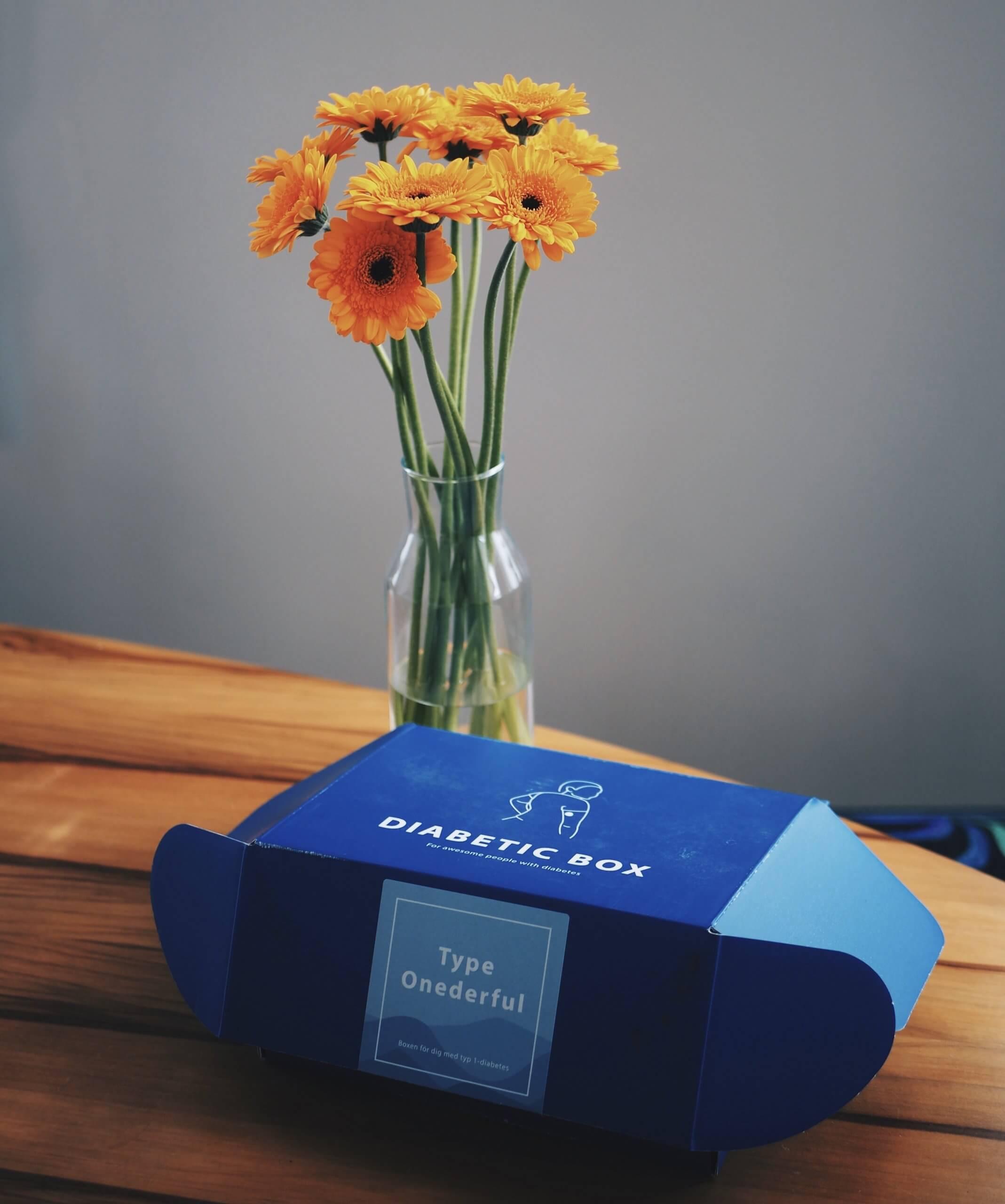 diabetic box packaging
