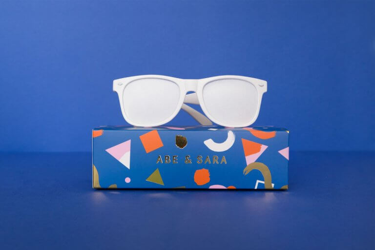 Ideas for sunglasses packaging and other tricky retail items