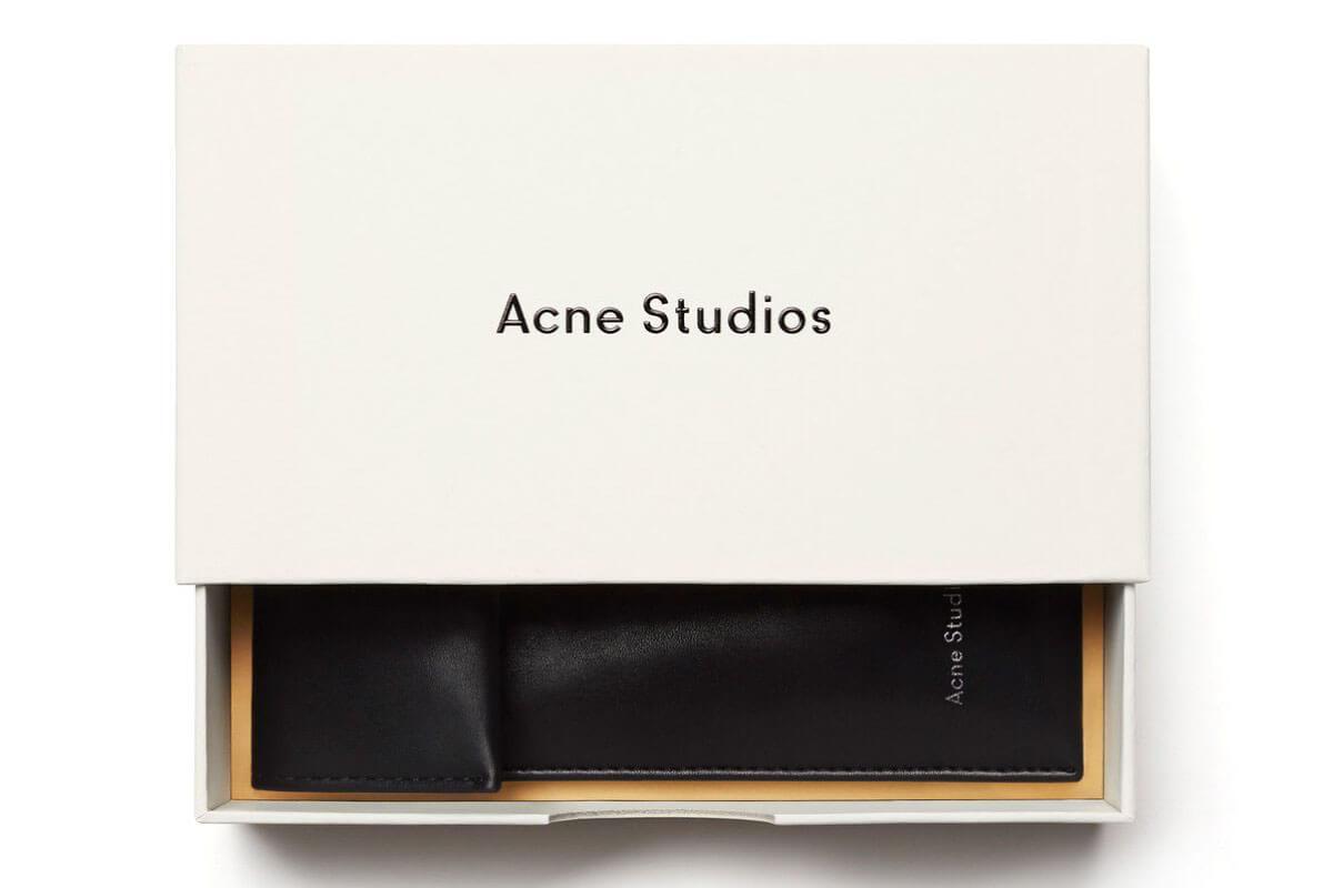 acne studios sunglasses packaging