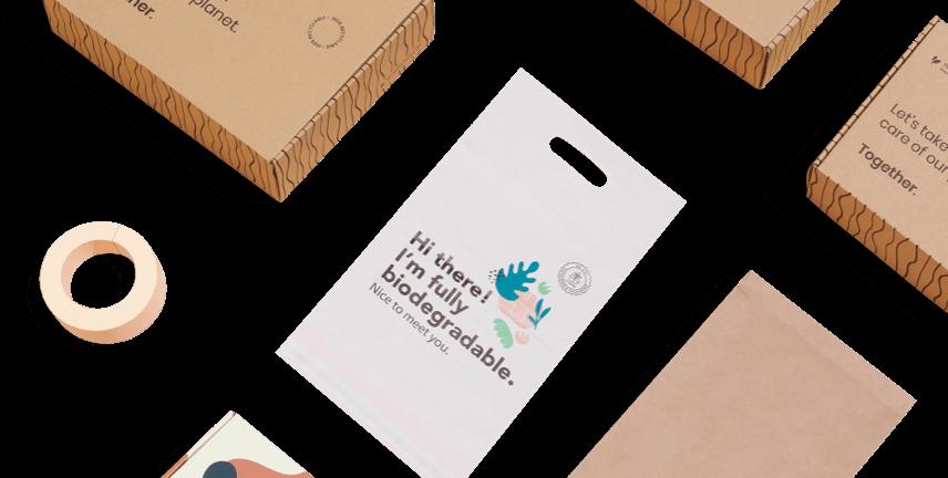 Nachhaltige Omnichannel Verpackungen