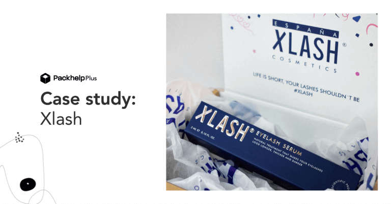 Umweltfreundliche Verpackungen bei gleichzeitiger Kostensenkung um 16%? Xlash España & Packhelp Plus zeigen, wie.