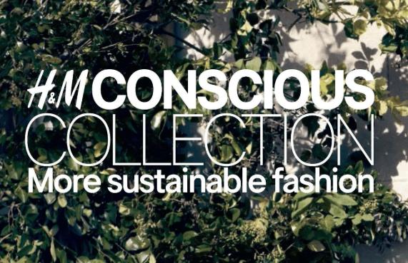 hm greenwashing conscious