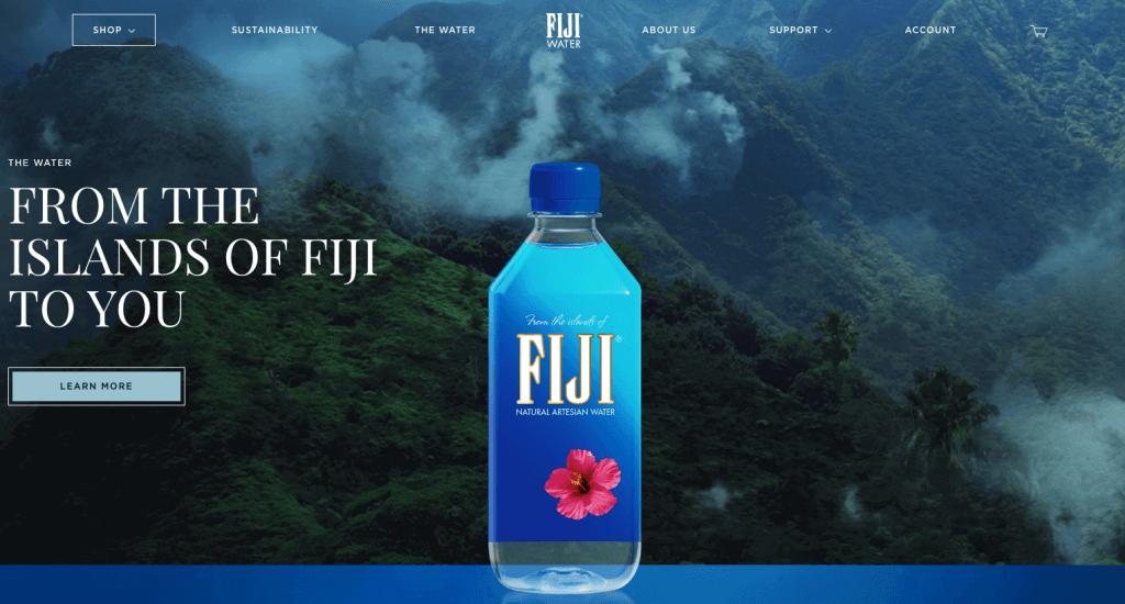 fiji water greenwashing