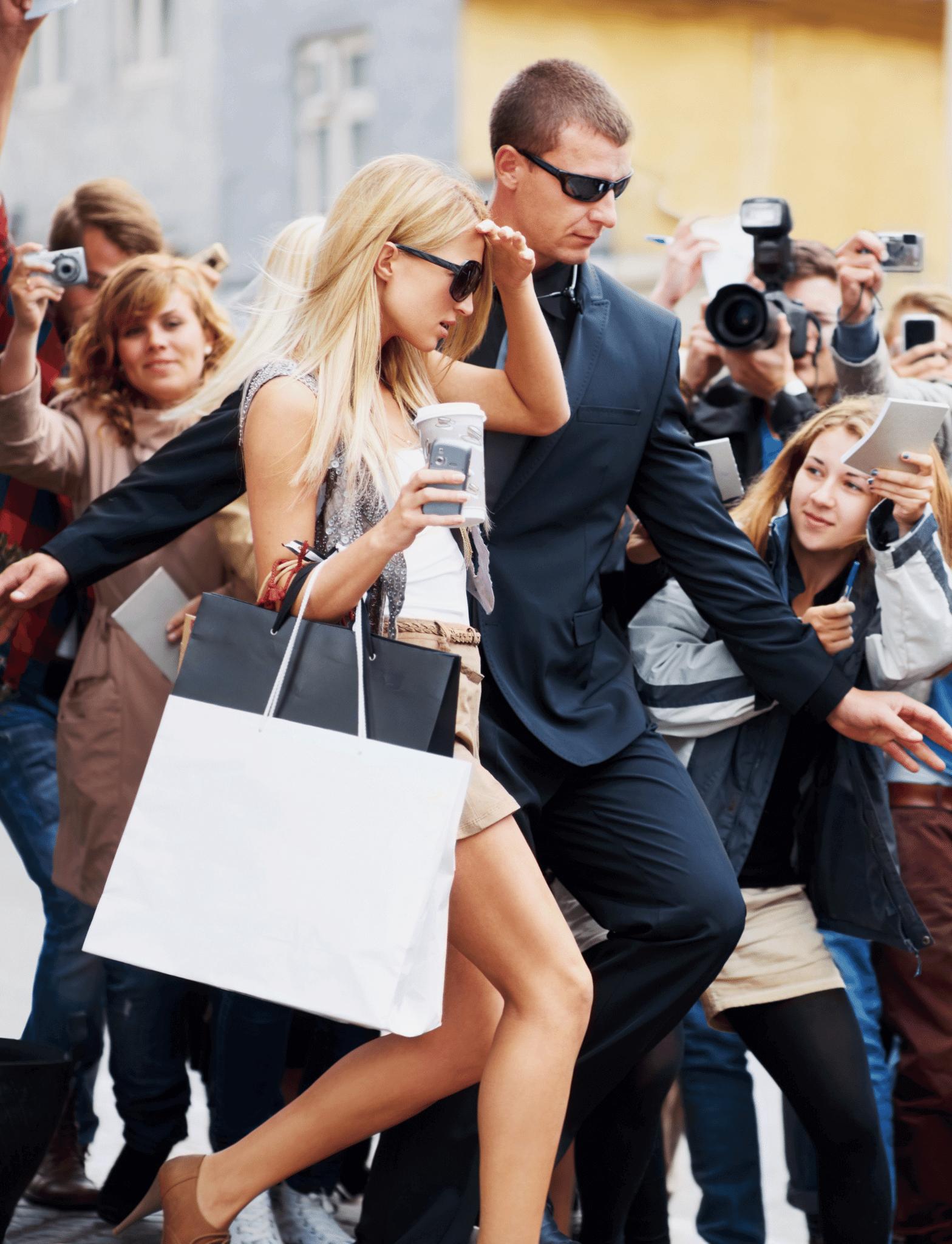 celebrities influencer marketing