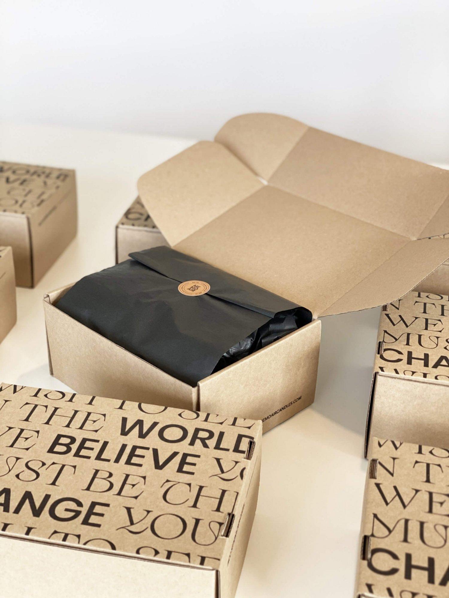 memoair packaging