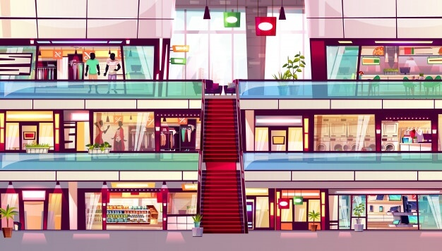 magazin mall