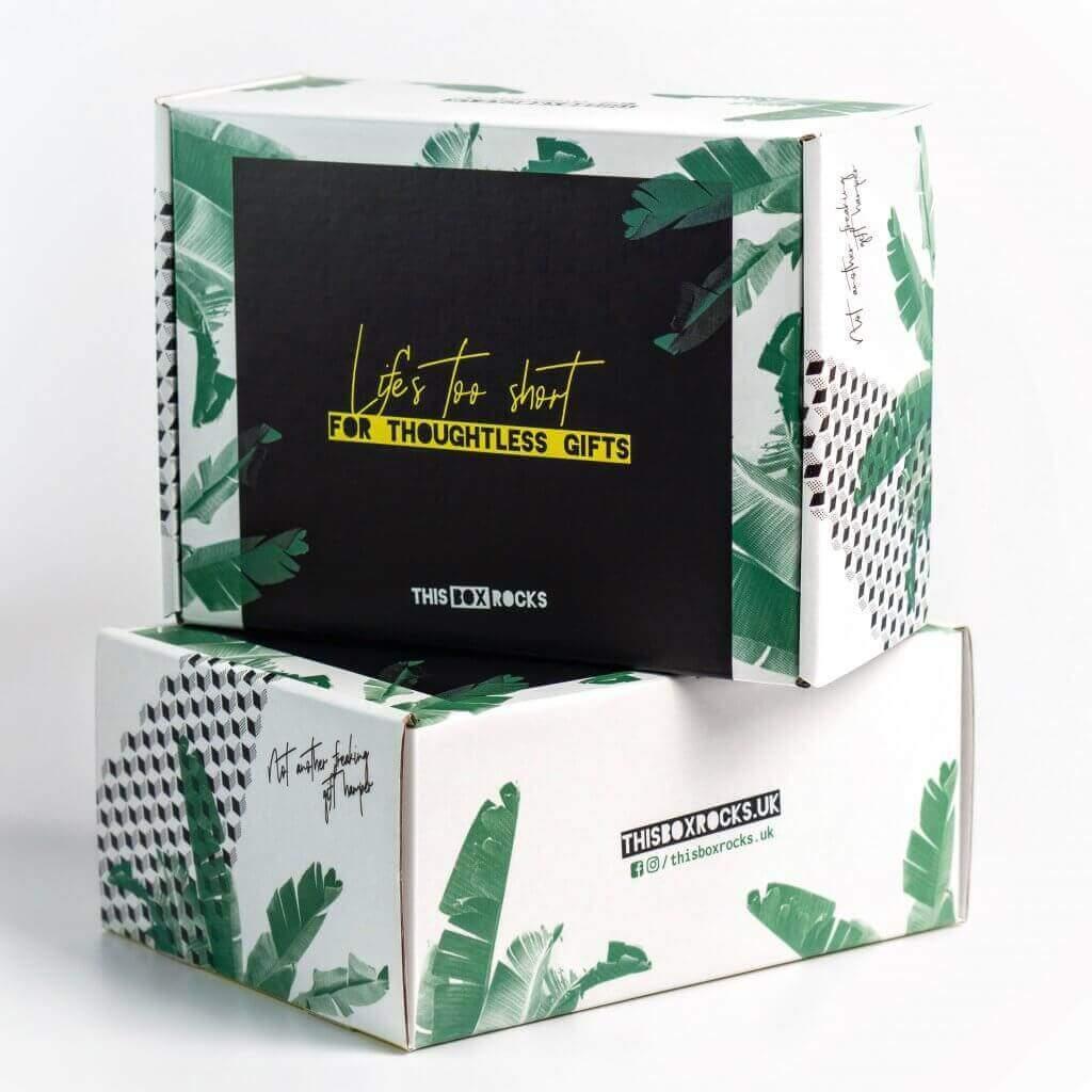 slogan this box rocks
