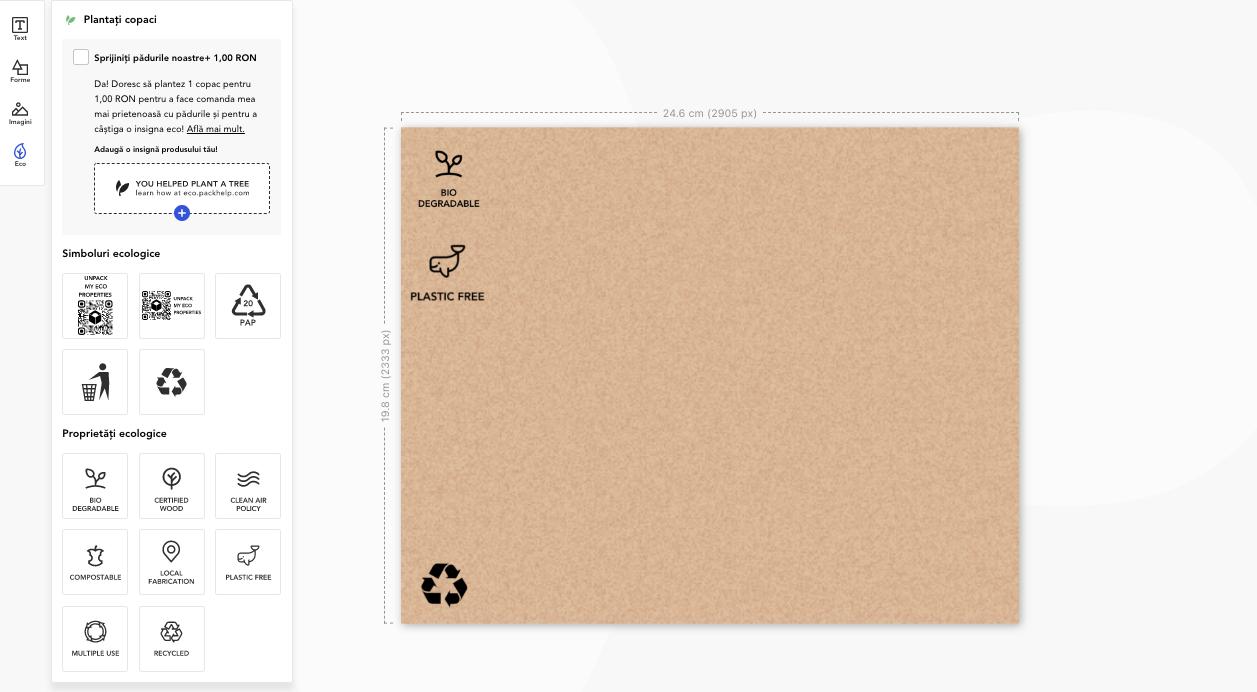 editor packhelp - eco