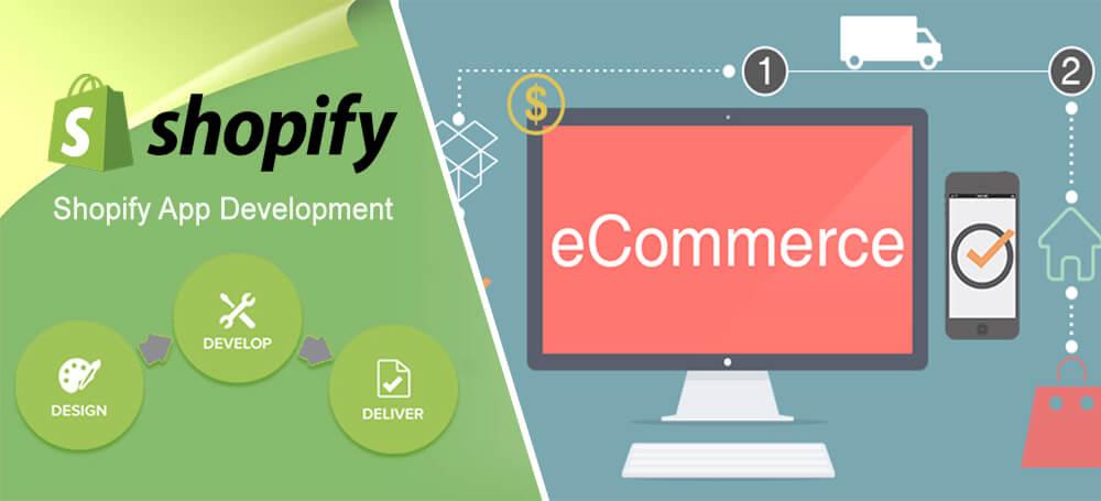 shopify banner pentru e-cmmerce