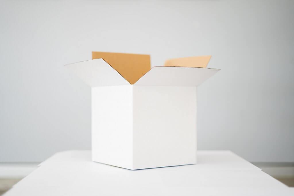 Standardkartons bremsen die Auspackfreude