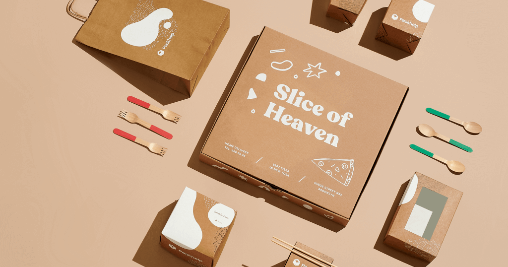 packaging alimentare food delivery