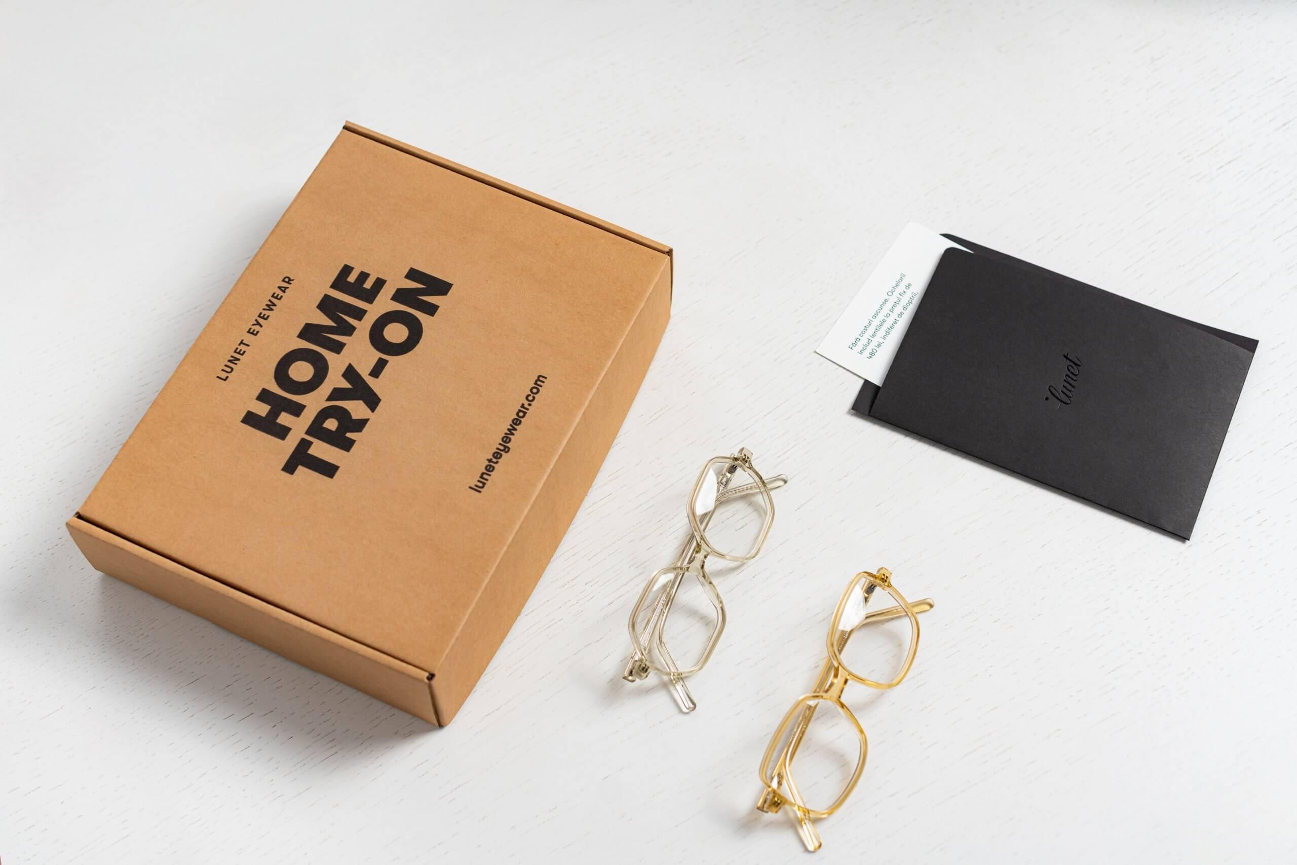 cutie curierat ochelari 2