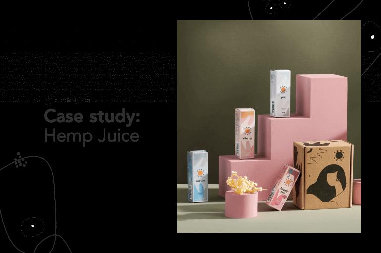 Hemp Juice și Packhelp Plus: Optimizarea prețurilor cu 25% și misiunea comună ECO