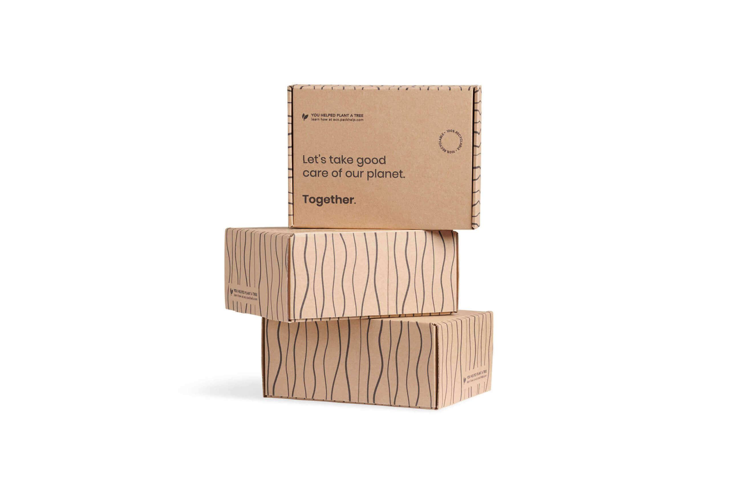 las cajas postales son perfectas para el buen embalaje de productos