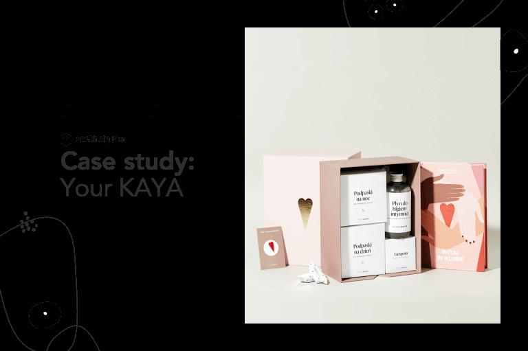 Wie die polnische Marke Your KAYA zusammen mit Packelp Plus wiederverwendbare Verpackungen entwarf