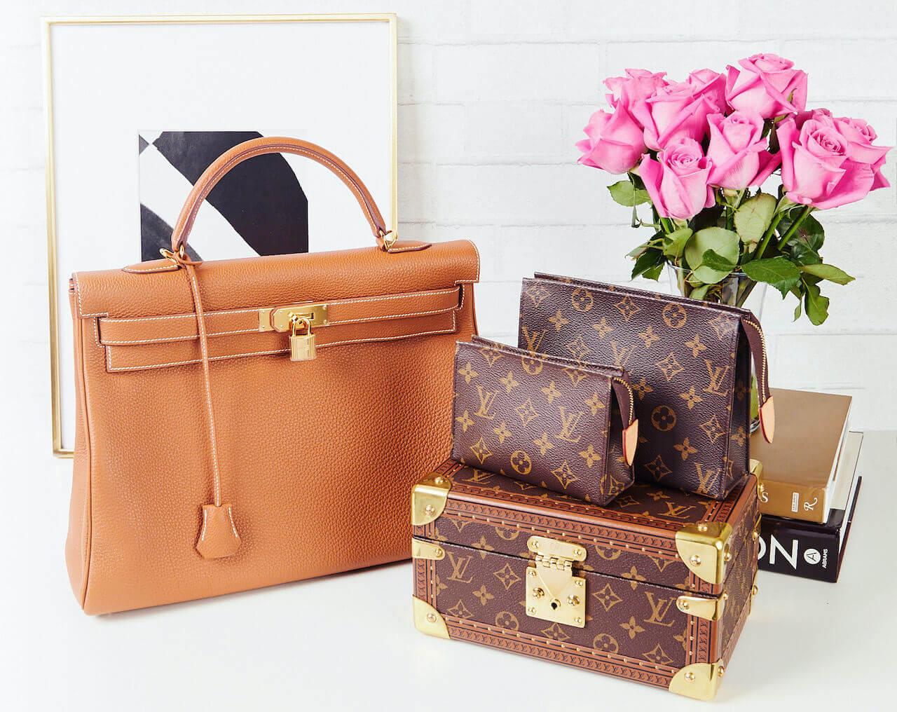 genți și cufere Louis Vuitton