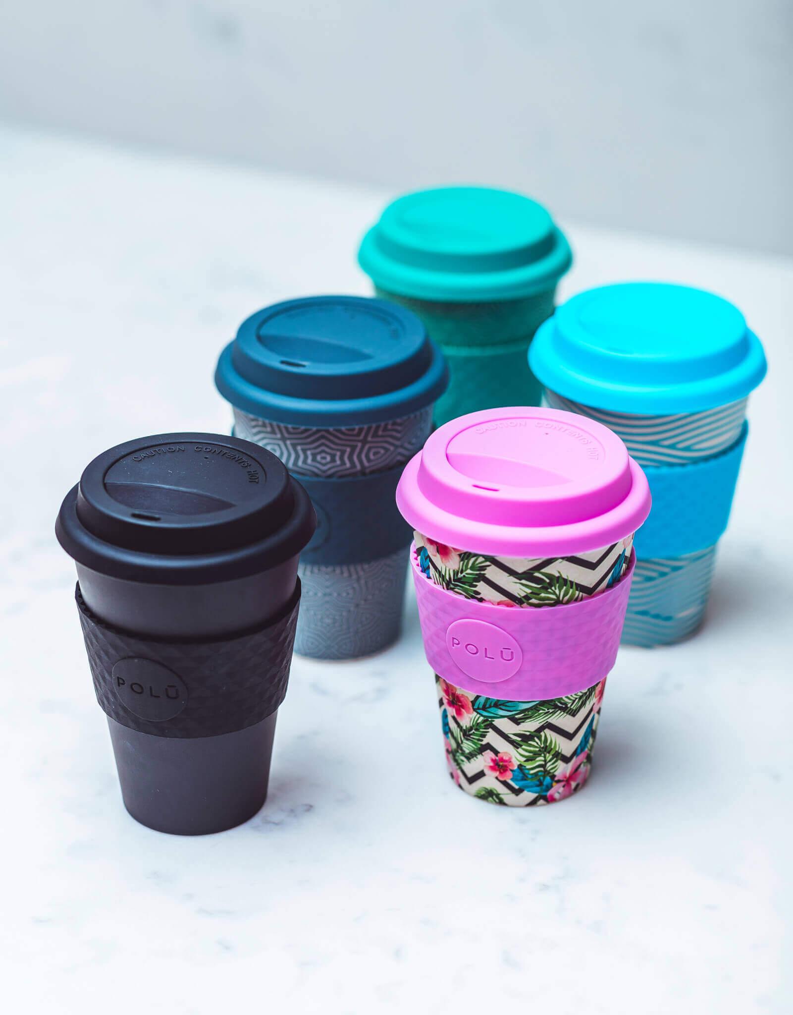 cupe reutilizabile polu