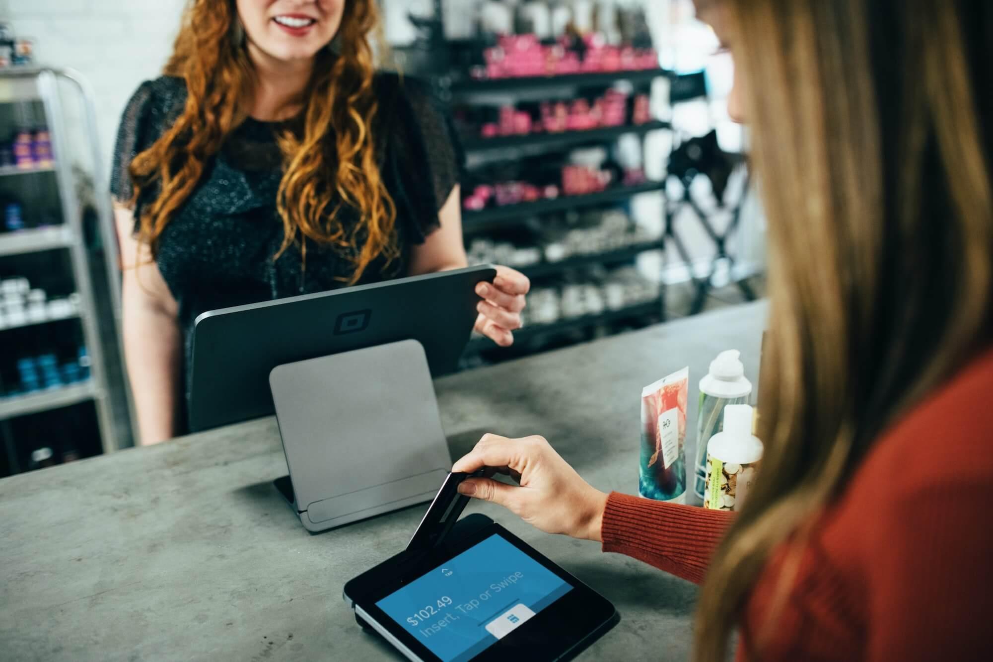Récolte de données en boutique physique