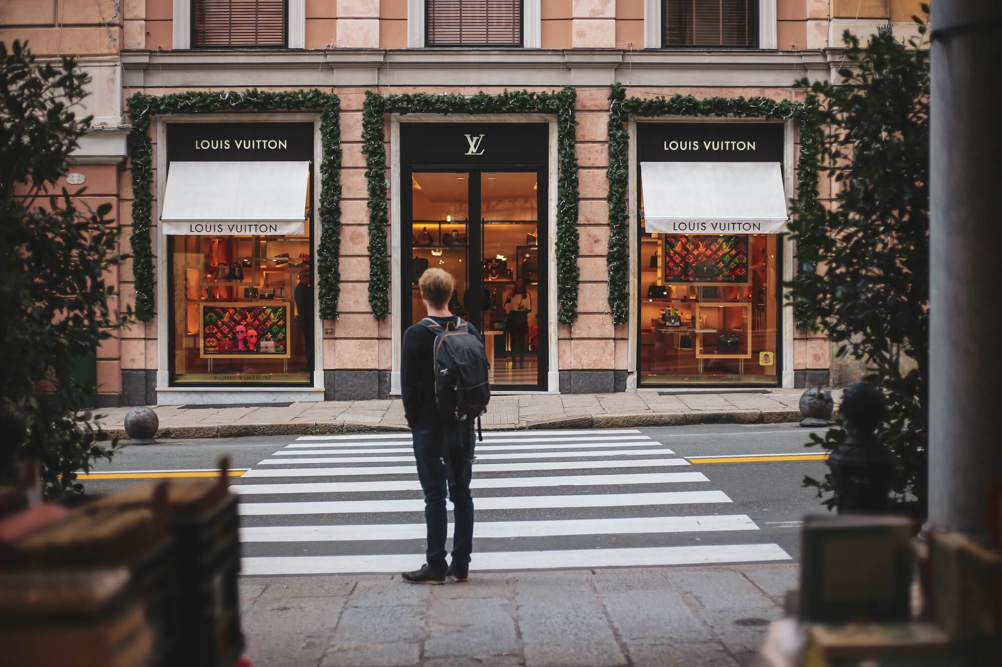 Boutique Louis Vuitton
