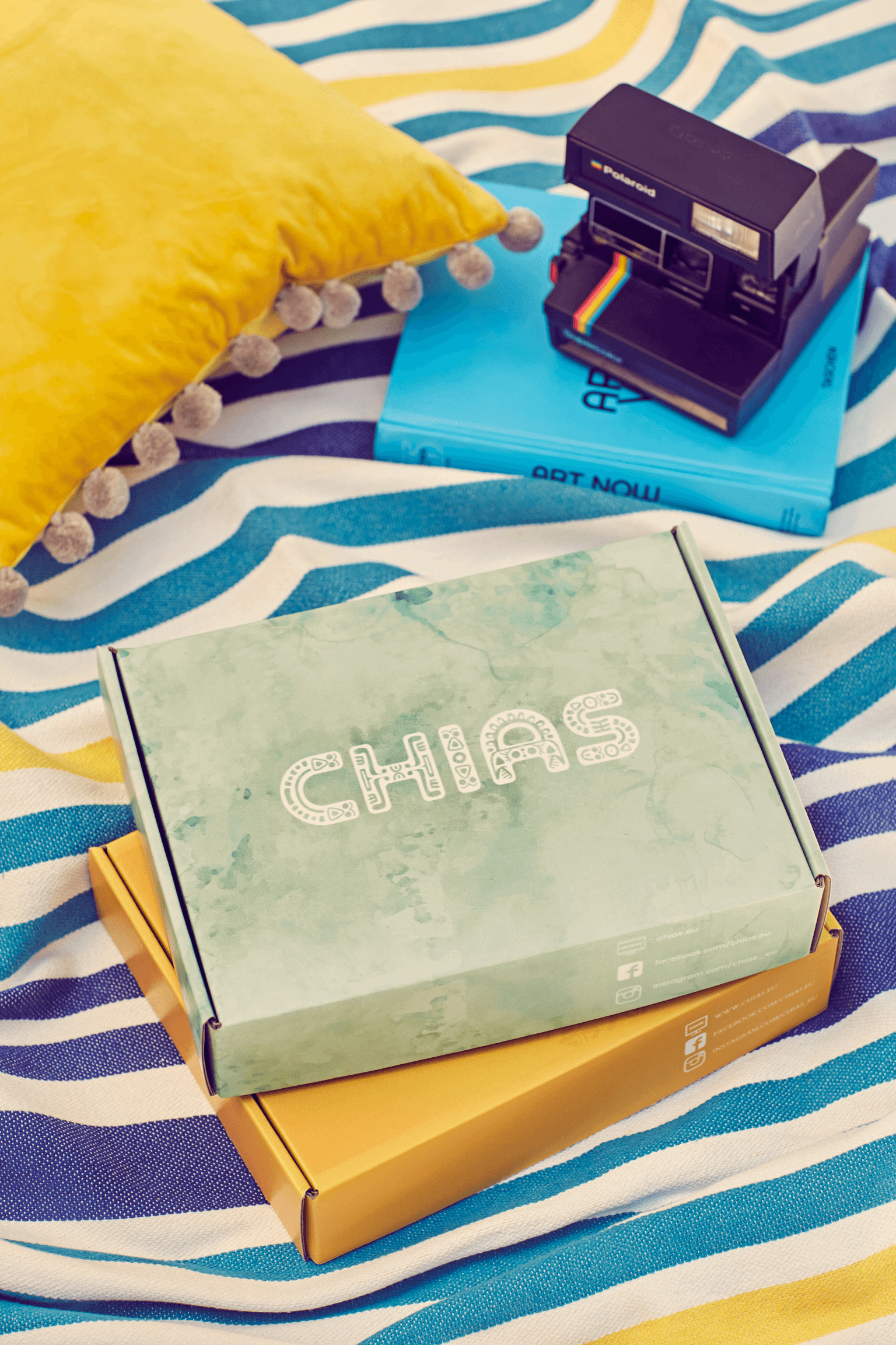 Chias förpackning
