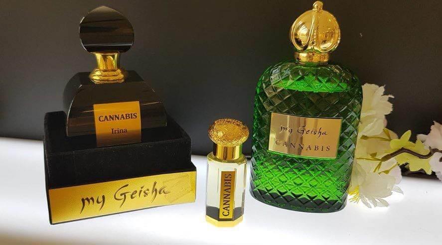 my geisha cannabis