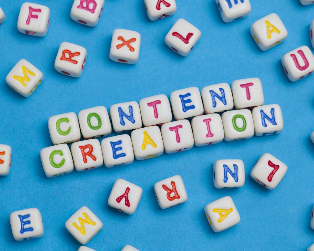 la creación de contenidos es clave en una estrategia de publicidad online