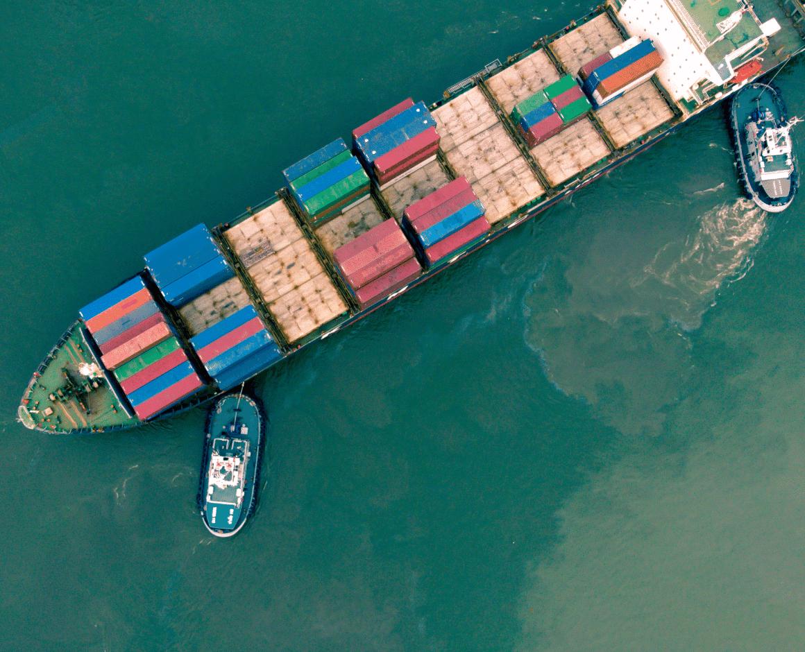 packing list para transporte marítimo
