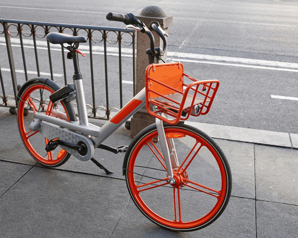 la bicicleta es un medio de transporte sostenible