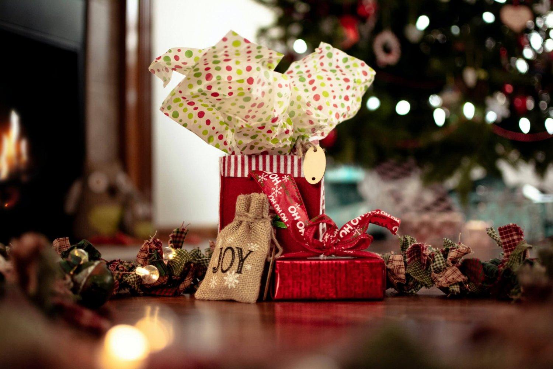 Julförpackningar