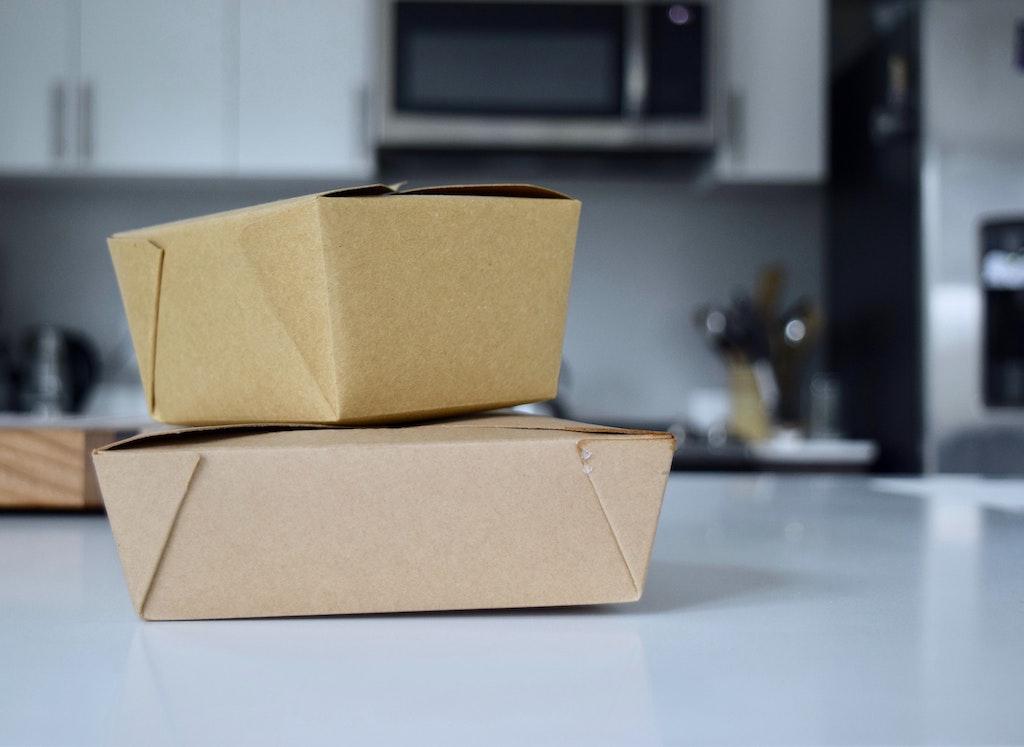 emballage alimentaire kraft