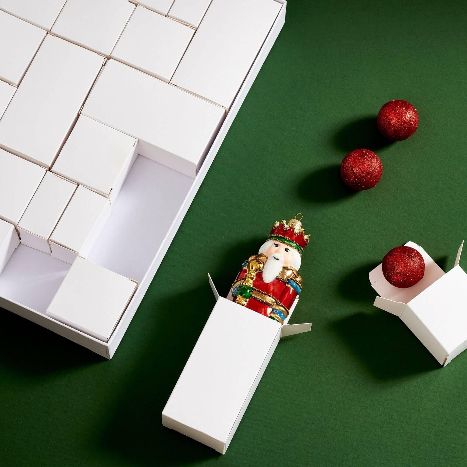 cajas postales para entregas e-commerce en Navidad
